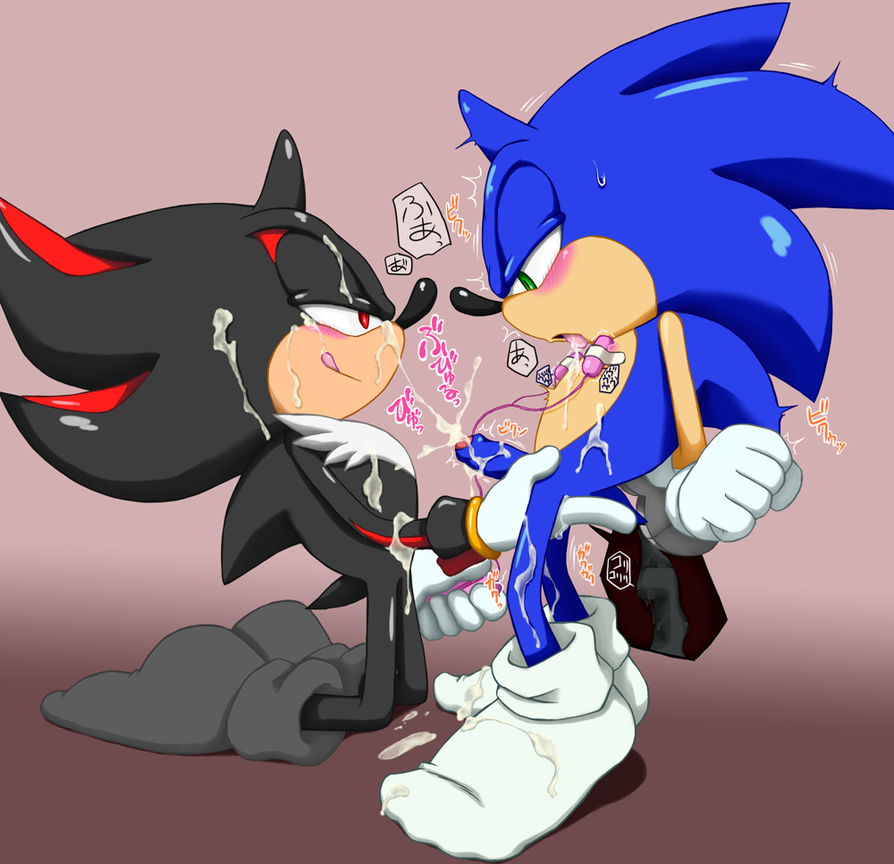 Sonic Gay Sex Compilation