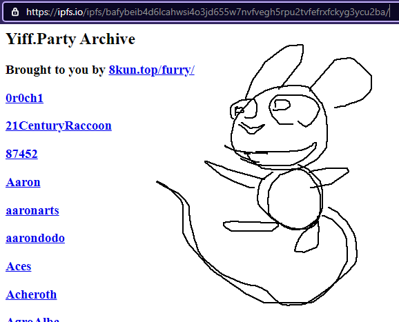 Ychan - r - locating all furry sites that you cant find - 144077